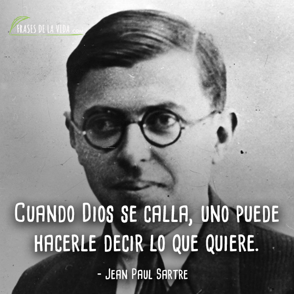 Frases de Jean Paul Sartre (2)