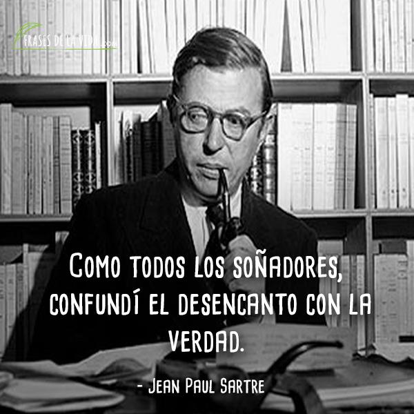 Frases de Jean Paul Sartre (3)
