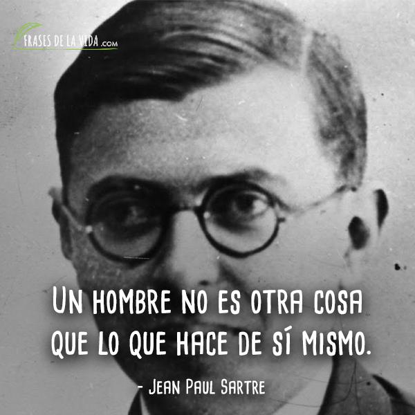 150 Frases De Jean Paul Sartre Y La Filosofía