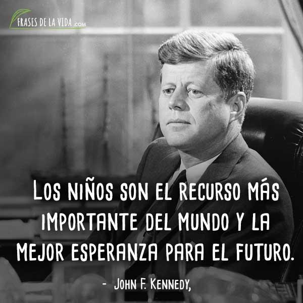 130 Frases De John F Kennedy Presidente Que Hizo Soñar