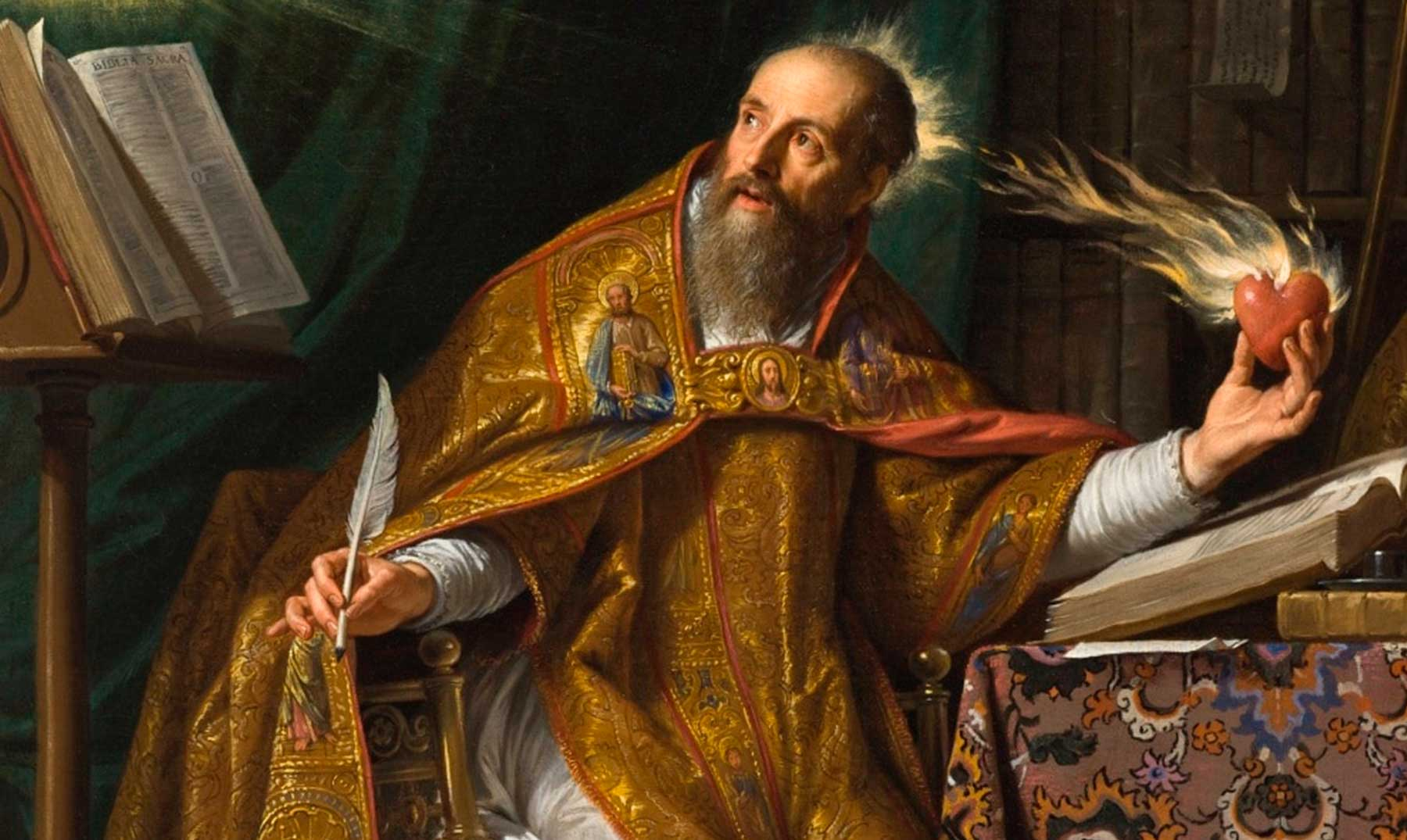 260 Frases De San Agustin De Hipona Padre De La Escolastica