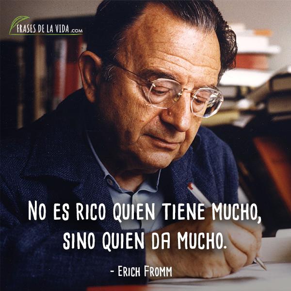 Frases de Erich Fromm (1)