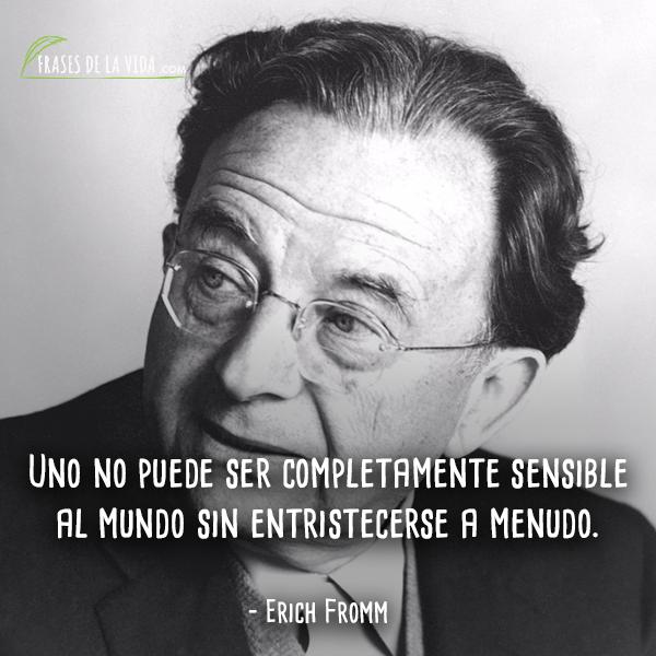 Frases de Erich Fromm (2)