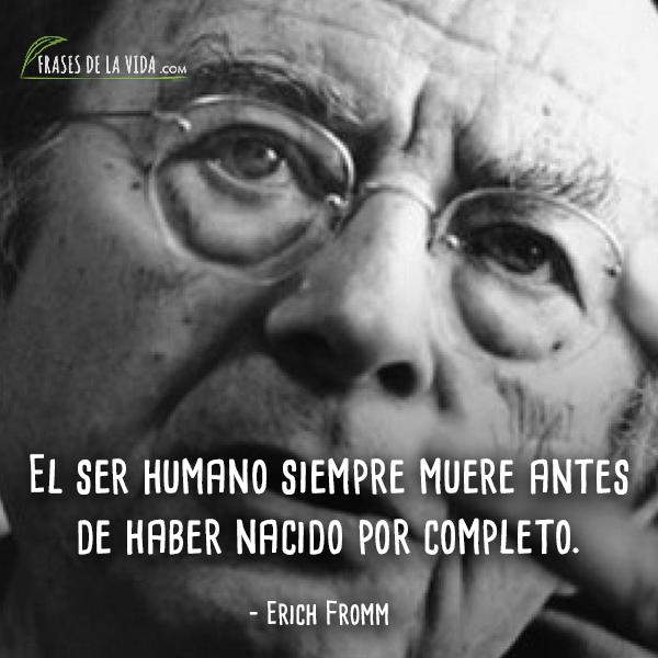 Frases de Erich Fromm (8)