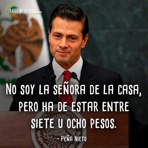 Frases De Peña Nieto 2 Frases De La Vida