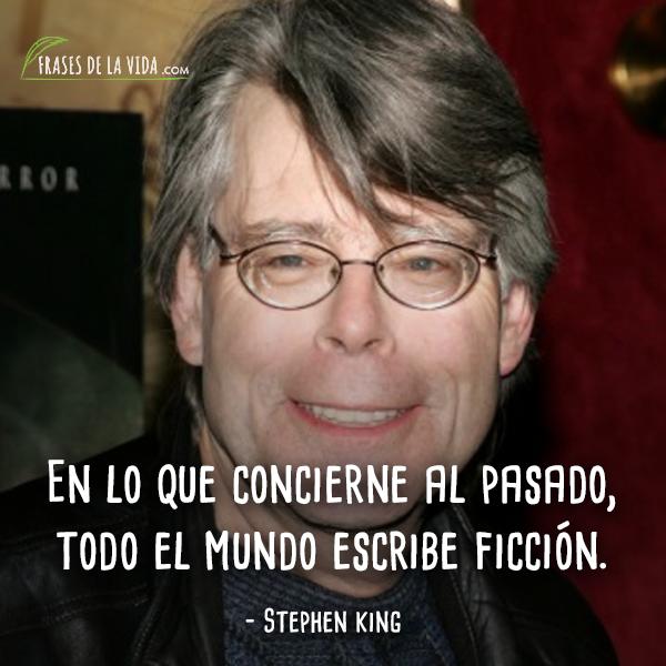 170 Frases De Stephen King El Maestro Del Terror Con Imágenes
