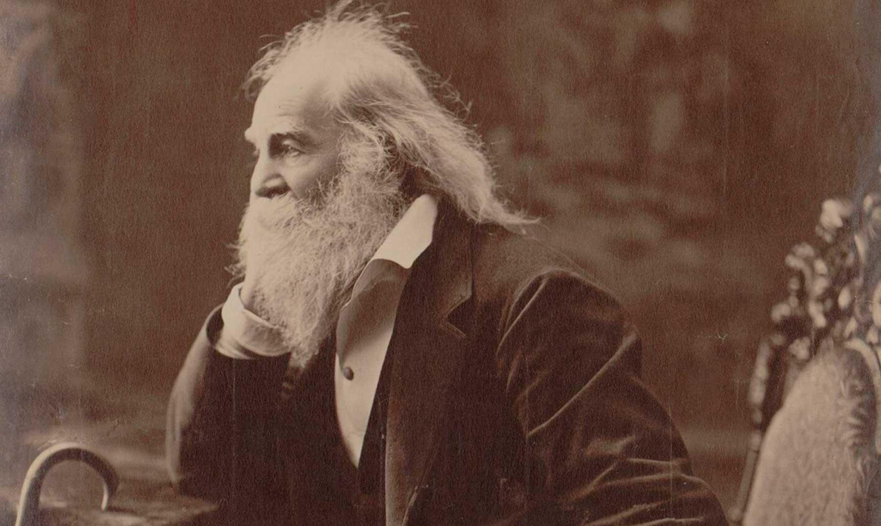 90 Frases De Walt Whitman Padre De La Poesia Moderna Con Imagenes