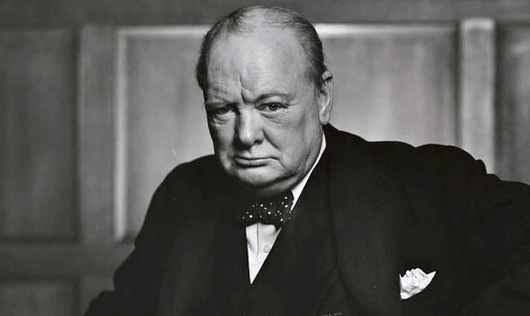 150 Frases De Winston Churchill Gobierno Durante La Guerra