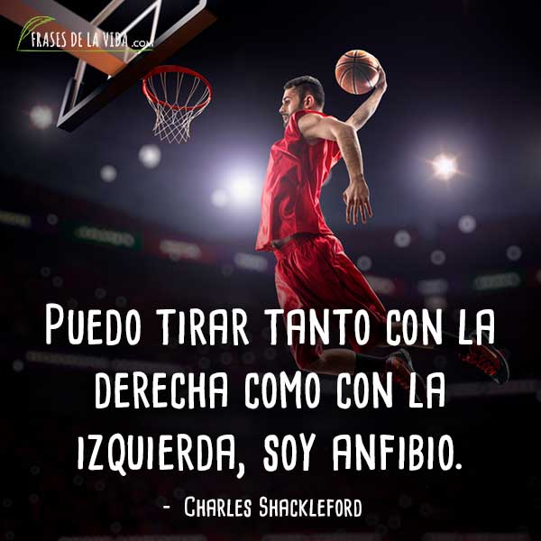 130 Frases De Baloncesto Un Deporte De Altura Con Imágenes