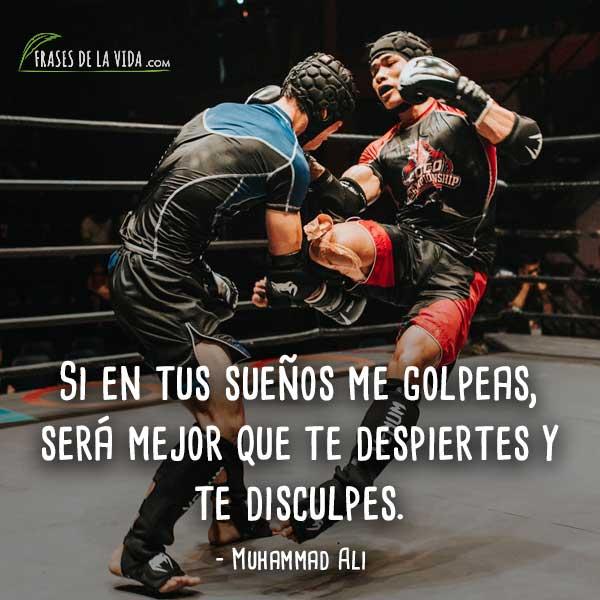 120 Frases De Boxeo Lucha Dentro Y Fuera Del Ring Con
