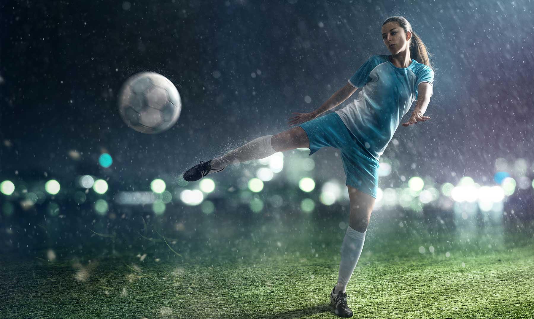60 Frases De Futbol Femenino Deporte Tambien De Mujeres Con Imagenes