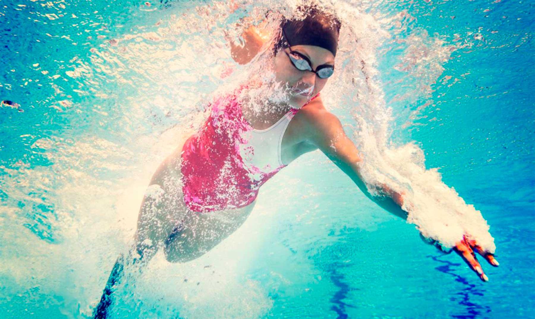 90 Frases De Natación Salud Y Diversión Bajo El Agua Con