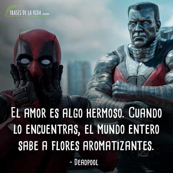 30 Frases De Deadpool El Antihéroe Más Incorrecto Con