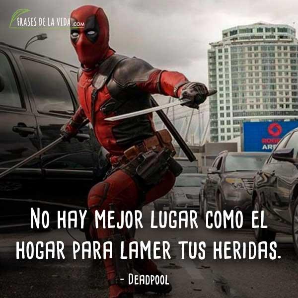 30 Frases De Deadpool El Antiheroe Mas Incorrecto Con Imagenes