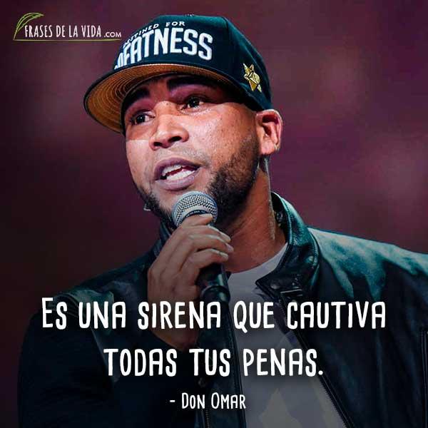 30 Frases De Don Omar El Rey Del Reggaetón Con Imágenes
