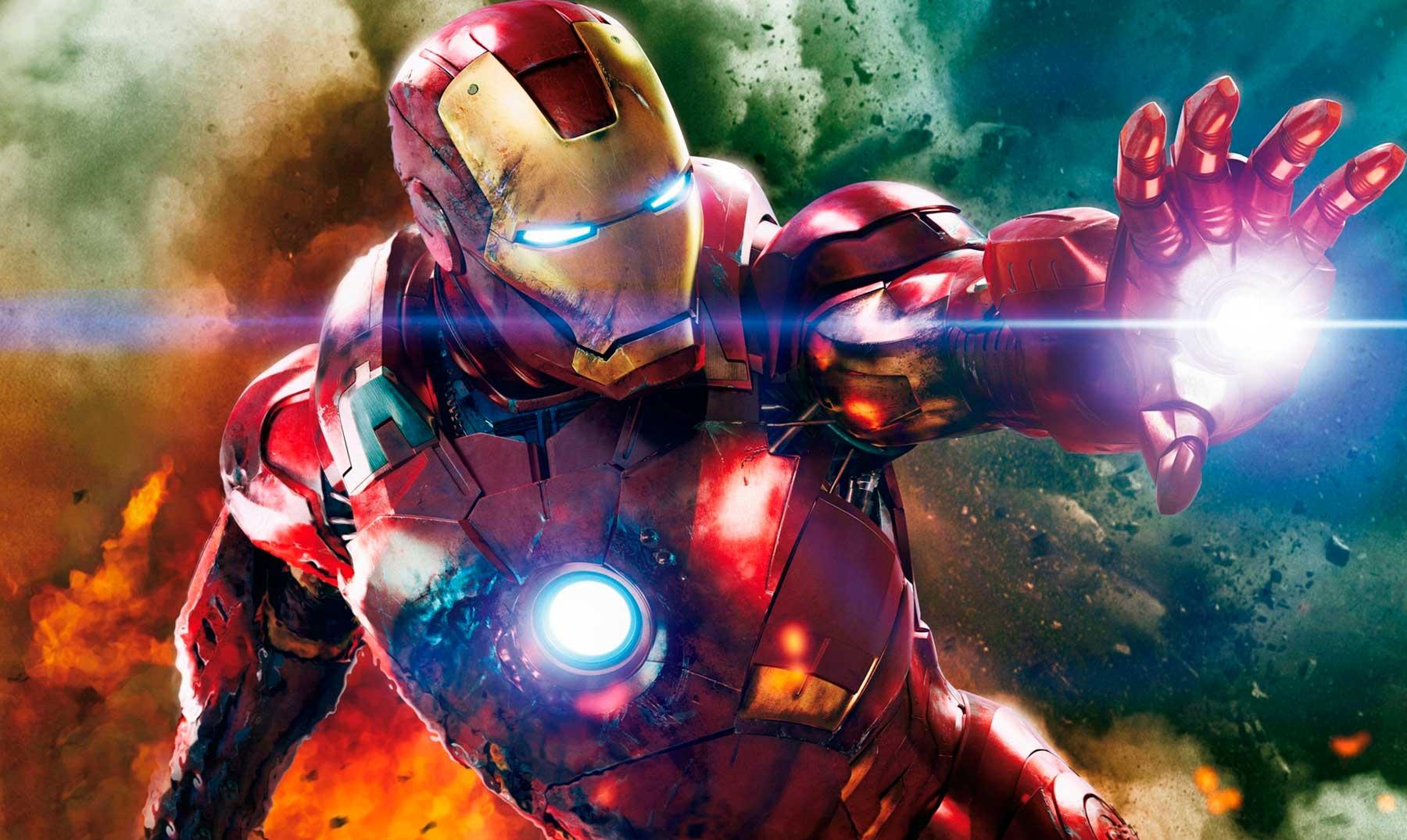 Imà Genes De Iron Man: 30 Frases De Iron Man: El Superhéroe Más Controvertido