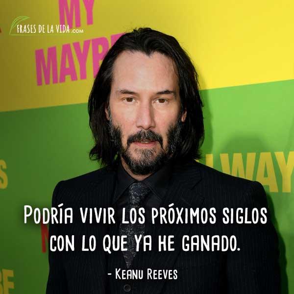 Frases De Keanu Reeves 10 Frases De La Vida