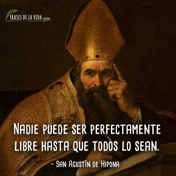 260 Frases De San Agustín De Hipona Padre De La Escolástica