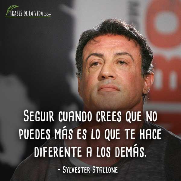 Frases De Sylvester Stallone 2 Frases De La Vida