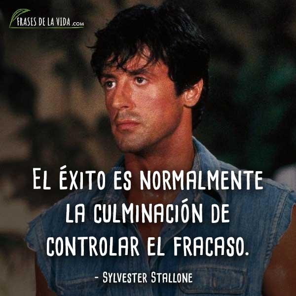 Frases De Sylvester Stallone 5 Frases De La Vida