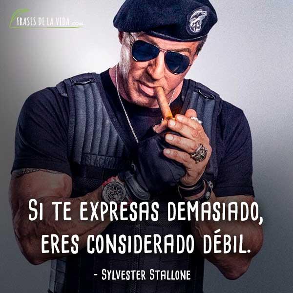 Frases De Sylvester Stallone 6 Frases De La Vida