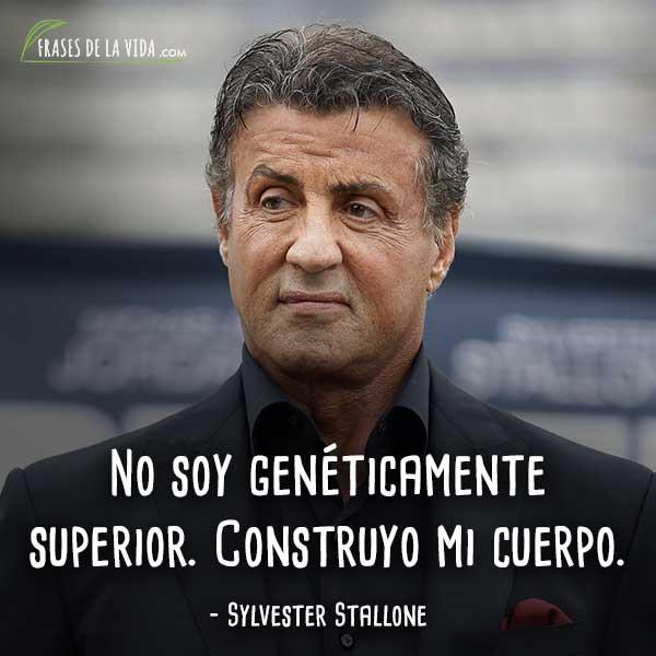 Frases De Sylvester Stallone 8 Frases De La Vida
