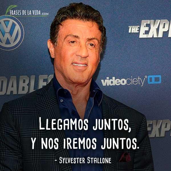 Frases De Sylvester Stallone 9 Frases De La Vida