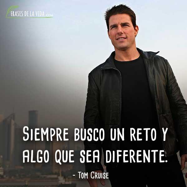 30 Frases De Tom Cruise El Cienciólogo Más Famoso Con