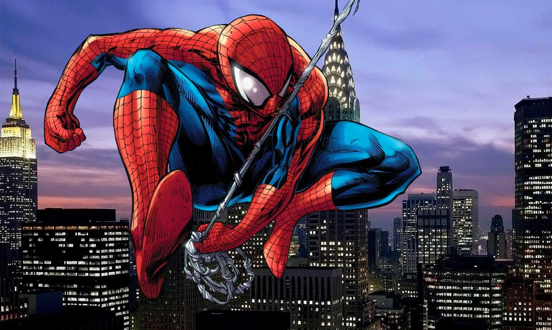 30 Frases De Spiderman El Famoso Hombre Araña Con Imágenes