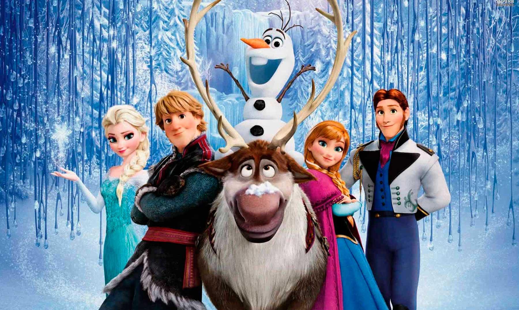 30 Frases De Frozen Más Allá De Los Príncipes De Disney
