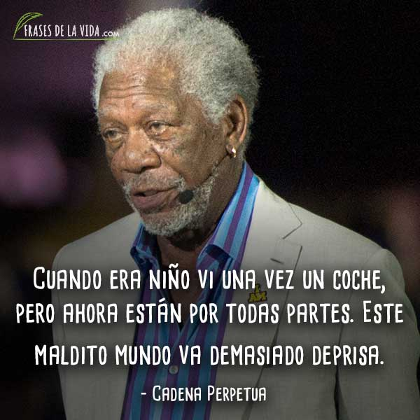 70 Frases De Morgan Freeman Un Actor De Altos Vuelos Con