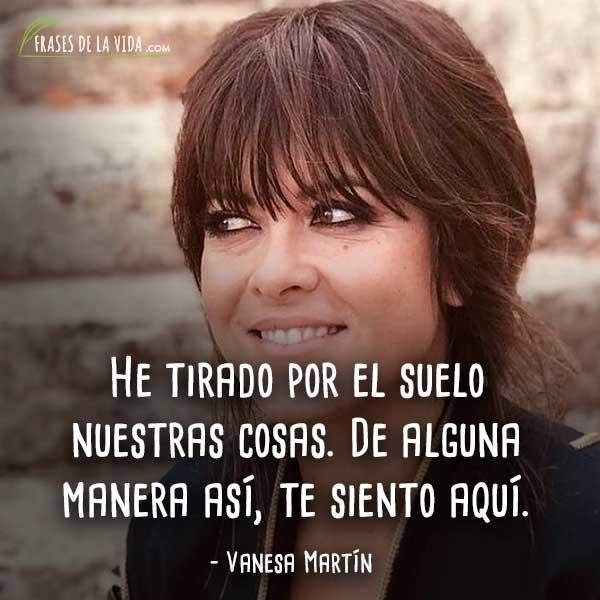 Frases De Vanesa Martín 1 Frases De La Vida