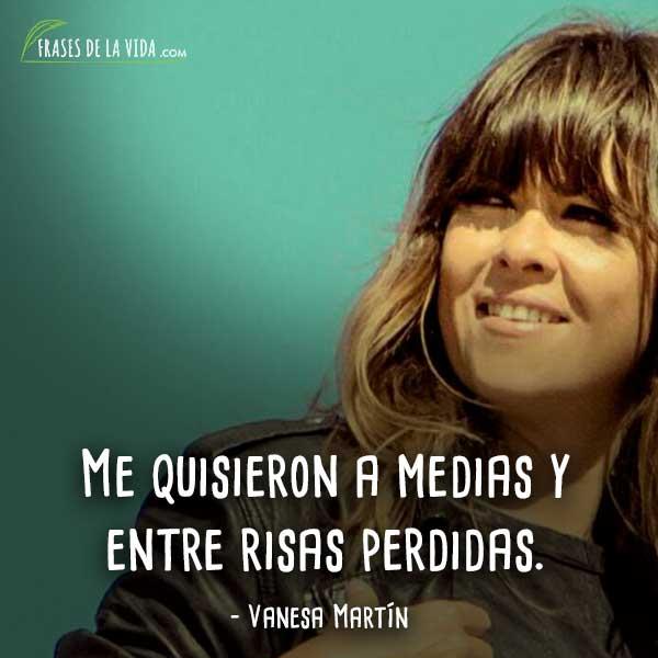 Frases De Vanesa Martín 3 Frases De La Vida