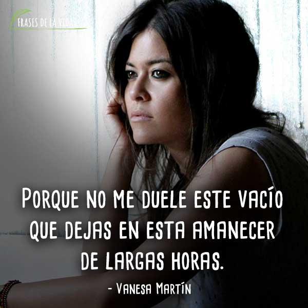 Frases De Vanesa Martín 6 Frases De La Vida