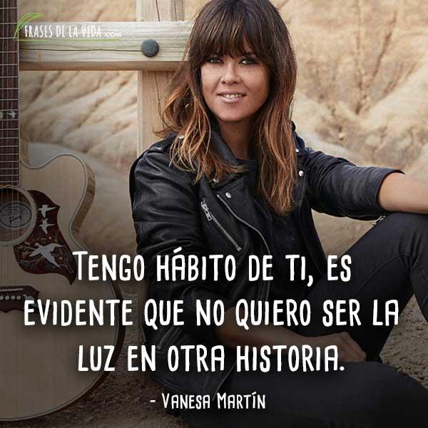 Frases De Vanesa Martín 7 Frases De La Vida