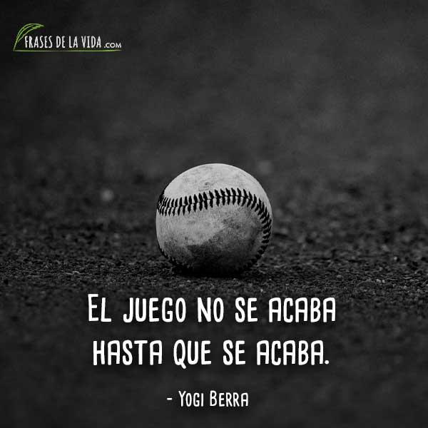 90 Frases De Béisbol Mítico Deporte Estadounidense Con