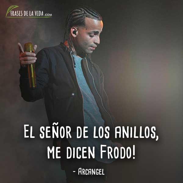 70 Frases De Arcángel Exponente Del Reggaeton Con Imágenes