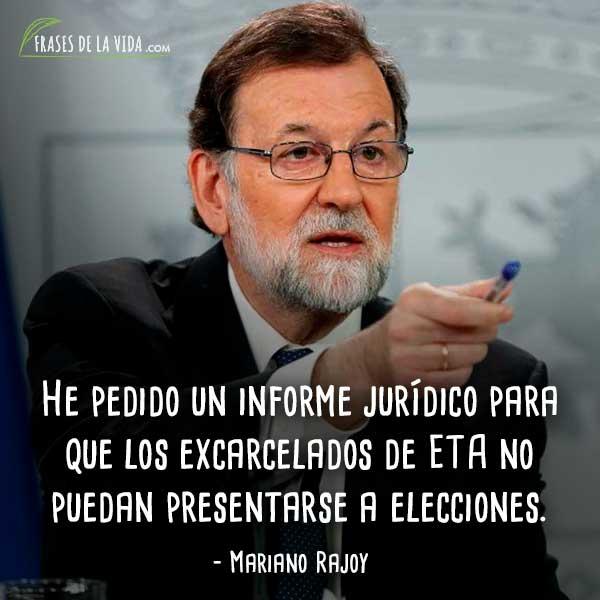 Frases De Mariano Rajoy 9 Frases De La Vida