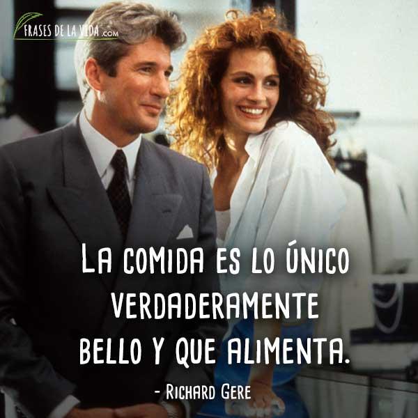 40 Frases De Richard Gere Rey De La Comedia Románticacon