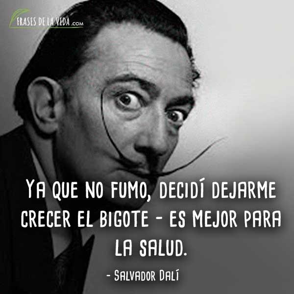 Frases De Salvador Dalí 4 Frases De La Vida