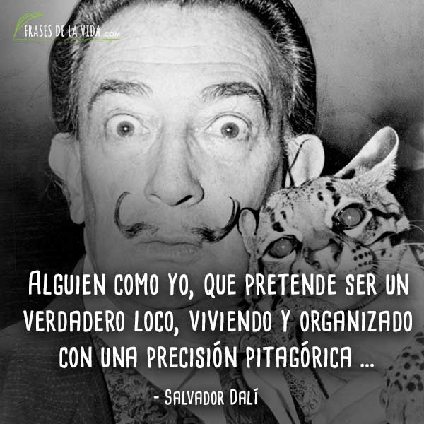 Frases De Salvador Dalí 7 Frases De La Vida