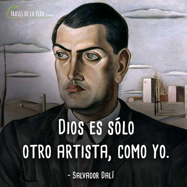 130 Frases De Salvador Dalí El Genio Del Surrealismo Con