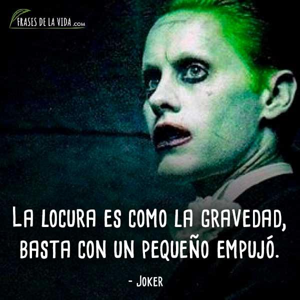 80 Frases Del Joker El Mejor Villano De La Historia Con