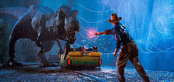 Lecciones vitales que aprendimos del cine, Jurassic Park