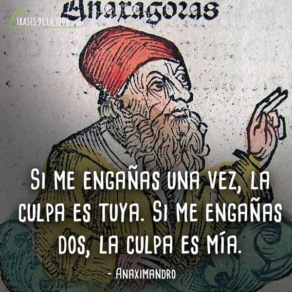 10 Frases De Anaximandro La Filosofía Del Aperion Con