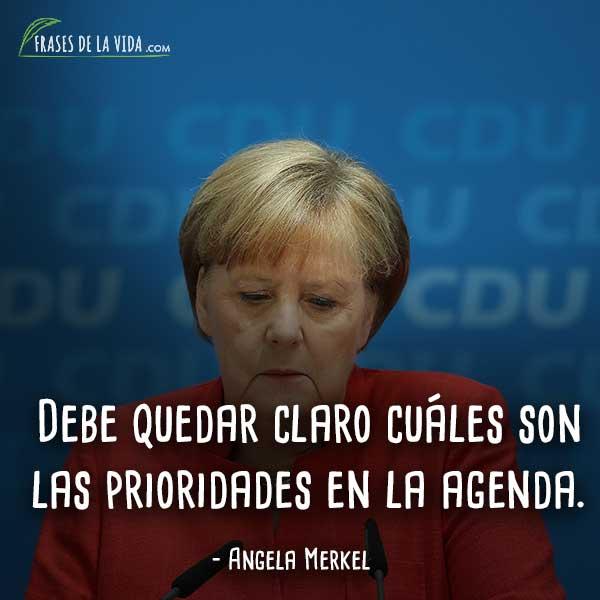 60 Frases de Angela Merkel | La lucha por el poder en Europa [Con Imágenes]