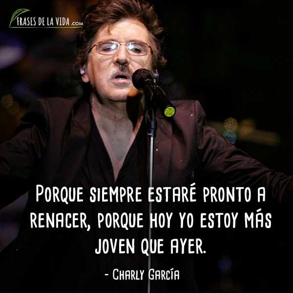 30 Frases De Charly García Un Icono Del Rock Argentino