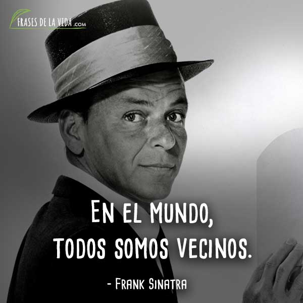 40 Frases De Frank Sinatra El Cantante De Voz Inigualable