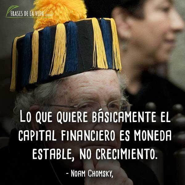 130 Frases De Noam Chomsky Activista E Intelectual Con