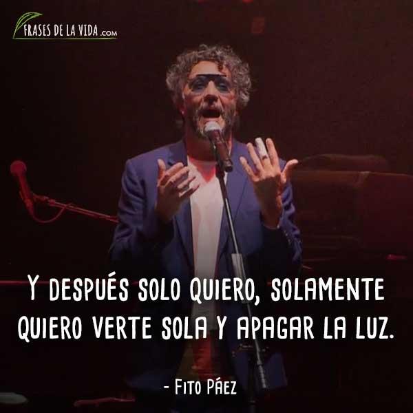 Frases De Fito Páez 6 Frases De La Vida